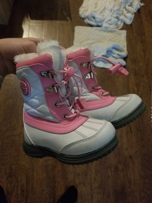 Kids snow boots 6c for Sale in Clackamas, OR