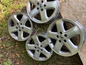 03 Acura types s wheels for Sale in Norfolk, VA