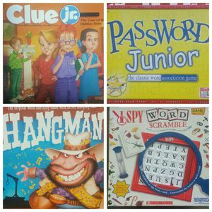 Kids board games for Sale in Osseo, MN