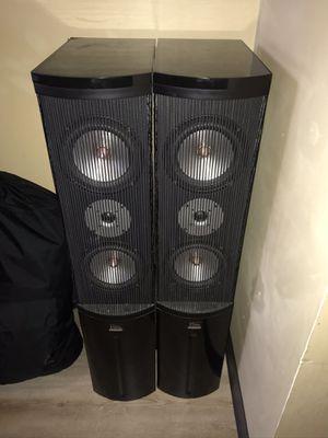Elite Audio Tower Speakers for Sale in Atlanta, GA