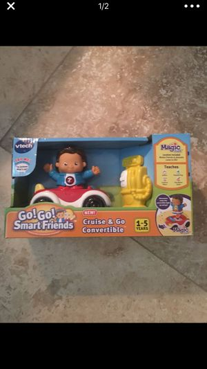 Vtech smart wheels, cruise & go convertible, new for Sale in New Port Richey, FL