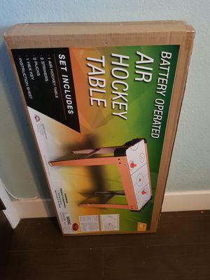 Mini Air hockey table for Sale in Miami Gardens, FL