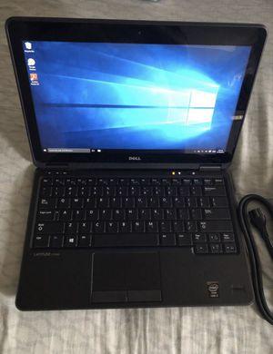 Dell latitude e7240 Super fast - HD touchscreen, 12.5inch, i7 , 8gb ram, 256gb ssd, finger print scanner, win 10, webcam for Sale in Union City, CA