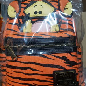 Rare Mint Condition Faux Leather Tigger lougefly for Sale in Fontana, CA