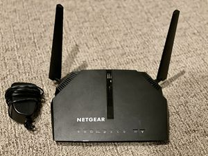 Netgear cable modem & WiFi router for Sale in West Linn, OR