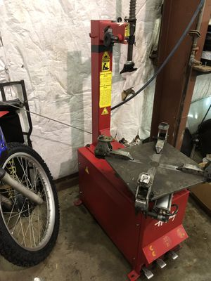 Motorcycle tire machine for Sale in Vancouver, WA