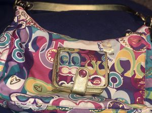 COACH purse and wallet set!! 100% Authentic for Sale in Silver Spring, MD