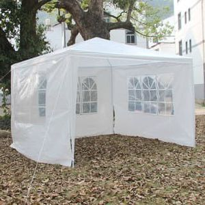 10×10 party tent carpa sombra 🎪 ☔🌤️☀️ for Sale in Phoenix, AZ