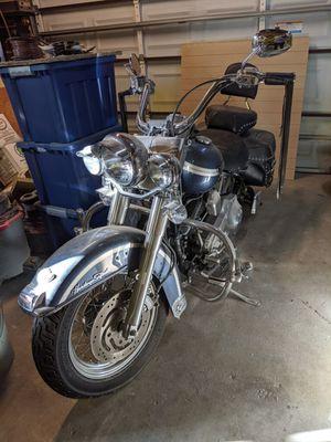 2003 Harley Davidson Heritage Softail for Sale in Fontana, CA