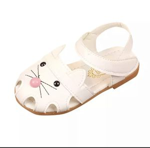 Toddler Kids Girls Beach Sandals Cute Cat Cartoon for Sale in Los Angeles, CA
