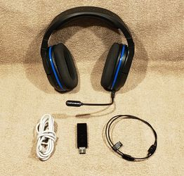 TURTLE BEACH WIRELESS EAR FORCE RECON STEALTH 400 HEADSET *CHAT SPEAK COMMUNICATE HEAR* for Sale in Tucson,  AZ