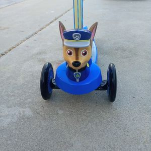 Paw Patrol Kids Scooter for Sale in Escondido, CA
