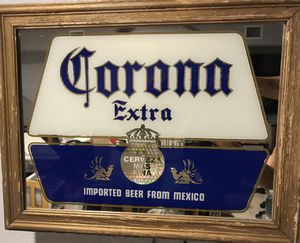Corona lighted mirror for Sale in Winter Park, FL