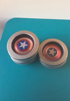Captain America fidget spinners for Sale in Las Vegas, NV