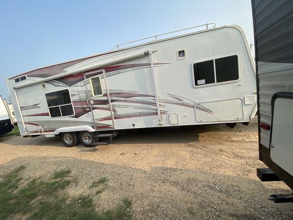 2008 Weekend Warrior Wide Lite Toy Hauler