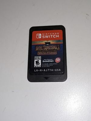 Hotel Transylvania Nintendo switch for Sale in Lakewood, CA