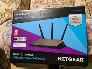 Netgear Nighthawk AC1900 router for Sale in Fullerton, CA