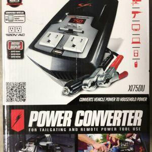 Schumacher 750 watt power converter for Sale in Laurel, MD