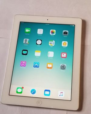 Apple iPad 4, Usable with Wi-Fi , Excellent Condition like New for Sale in Springfield, VA