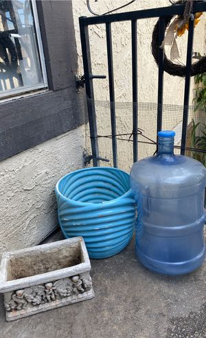Free pick up only! Ceramic pots & gallon water for Sale in Los Angeles, CA