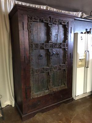 Far-East Antique Wardrobe Cabinet for Sale in Las Vegas, NV