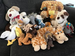Stuffed animals for Sale in Santa Clara, CA