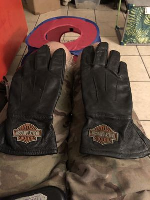 Harley Davidson Gauntlet Gloves for Sale in Pomona, CA