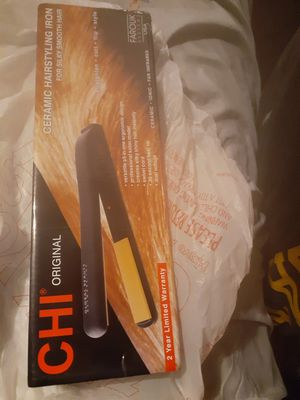 Chi hair straightener for Sale in FL, US