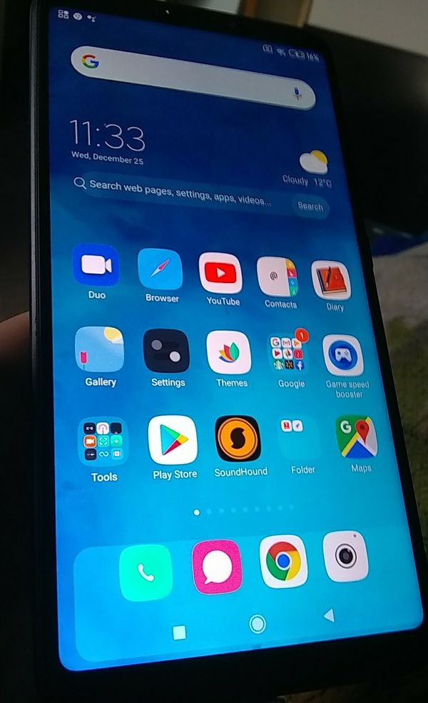 UNLOCKED METRO PCS 7 inch screen SMART PHONE XIAOMI MI MAX 3