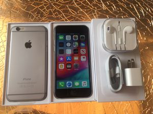 IPHONE 6 128GB FACTORY UNLOCKED EXCELLENT CONDITION!!! for Sale in Park Ridge, IL