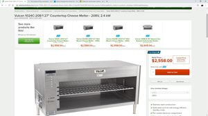 cheese melter for Sale in Carrollton, TX