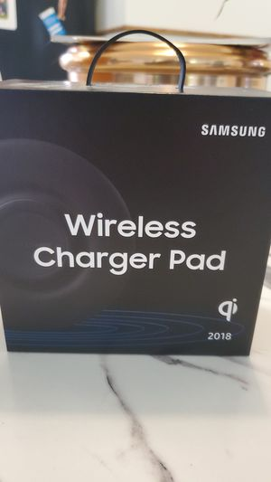 Samsung Wireless Fast Charger (Unopened) for Sale in Milwaukie, OR