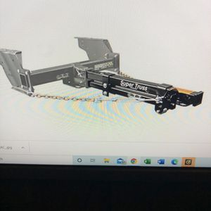 "Totklift 48"" Super Truss Hitch Extension for Sale in Buckley, WA"