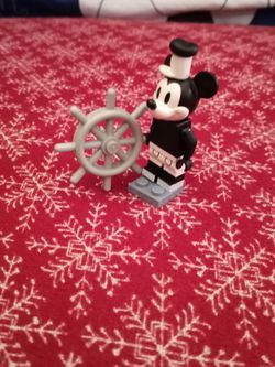 Steamboat Willie Lego Figure for Sale in Santa Ana,  CA