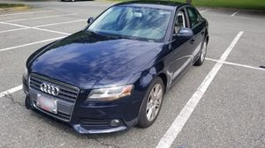 2009 Audi A4 quattro manual 6 speed for Sale in Silver Spring, MD