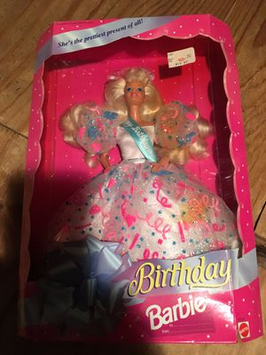 Birthday Barbie for Sale in Pittsburgh, PA