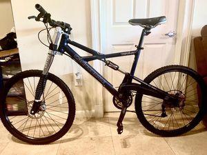 "Mountain Bike Lefty Cannondale Prophet, 26"", Shimano Deore XT, full suspension, frame large, 24 speeds, disc brake. for Sale in Boca Raton, FL"