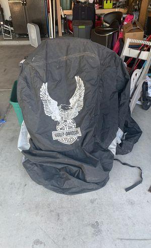 Harley Davidson motorcycle cover for Sale in Buckeye, AZ