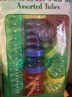 Critter Trail assorted hamster Cage Tubes for Sale in Columbus,  OH