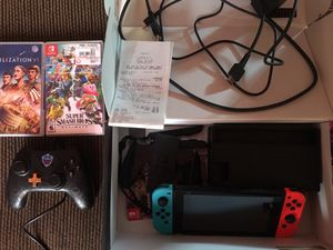 Nintendo Switch for Sale in Federal Way, WA
