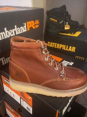 Timberland PRO work boots soft toe/Botas de trabajo Timberland PRO sin casquillo for Sale in Highland, CA