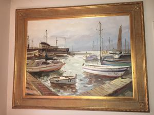 Large oil painting for Sale in Fort Belvoir, VA