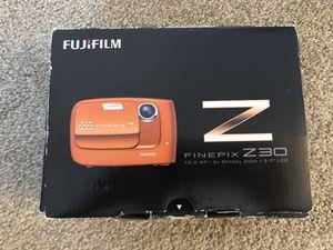 Fujifilm finepix digital camera for Sale in Colliers, WV