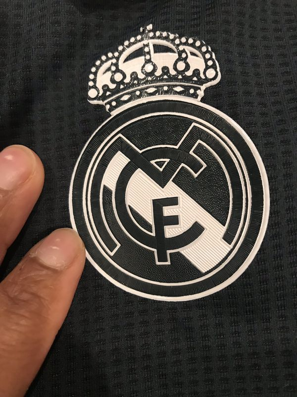 Real madrid player version
