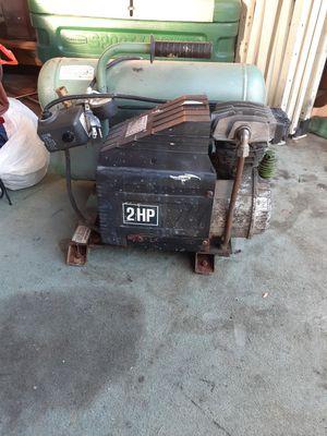 Hitachi compressor,2galls for Sale in Tracy, CA