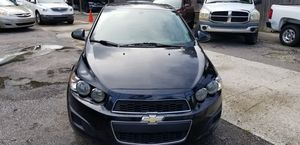 Chevy sonic 2014..ask for buy here pay here call me813.433.1887nelson for Sale in Tampa, FL