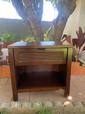 Nightstand with drawer for Sale in Ontario, CA