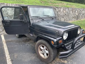Jeep wrangler for Sale in Nashville, TN