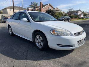 2011 Chevy Impala for Sale in Lancaster, CA