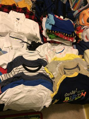 Boy clothes 2T-3T really good condition for Sale in Puyallup, WA